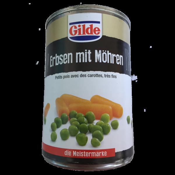 Erbsen & Möhrchen